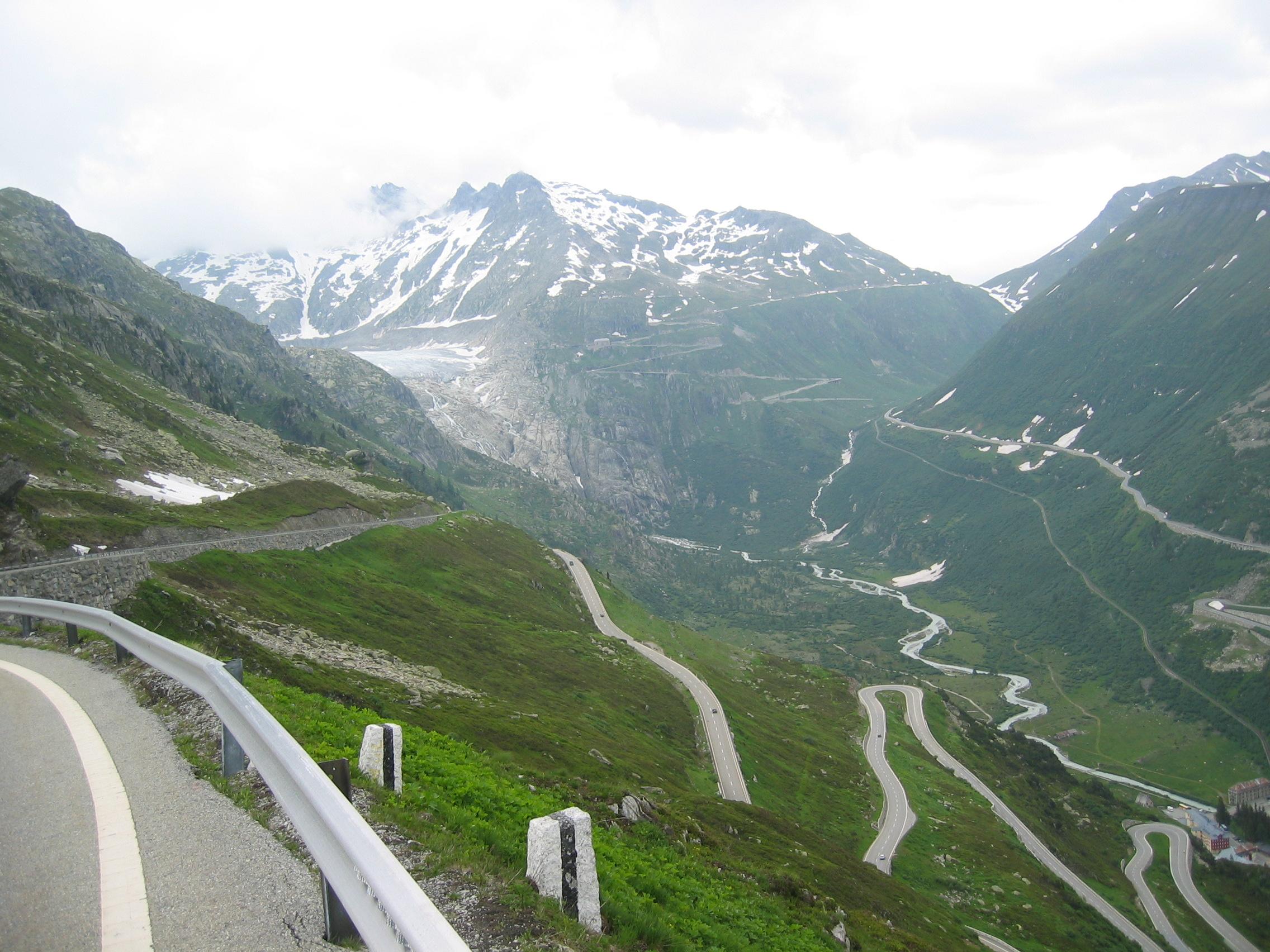 Jobst Brandt Tour Of The Alps 2004