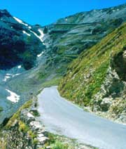 Still 20 hairpins to go to the Stelvio summit