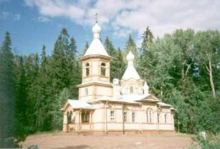 Valaam: small chapel