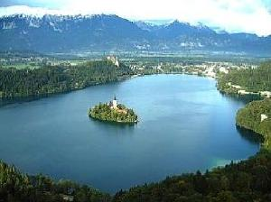 Bled and Lake Bohinj