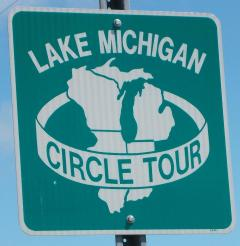 Lake Michigan circle tour