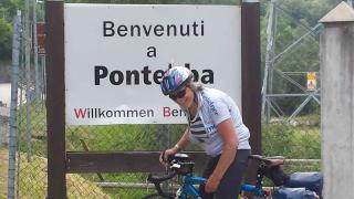 Welcome at Pontebba